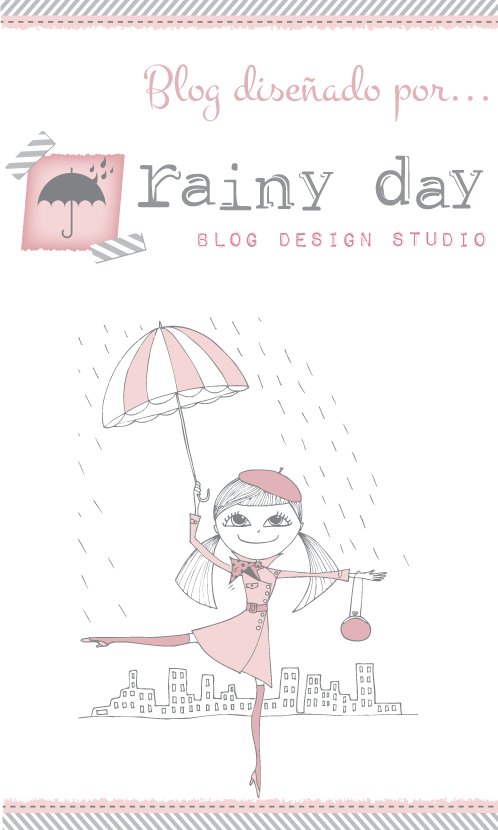 Blog diseñado por Rainy Day Studio